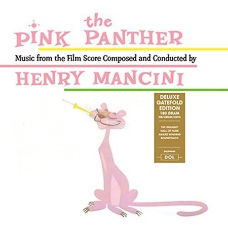 The Pink Panther (Music From the Film Score Composed and Conducted by Henry Mancini) (Vinyl) (Halloween Film Music Score)