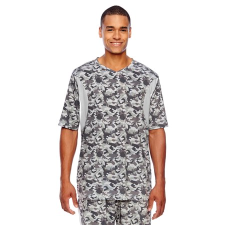 A Product of Team 365 Men's Short-Sleeve Athletic V-Neck Tournament Sublimated Camo Jersey - SPORT CAMO - XL [Saving and Discount on bulk, Code Christo] - Ting Discount Code