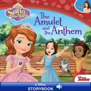 Sofia the First: The Amulet and the Anthem - eBook
