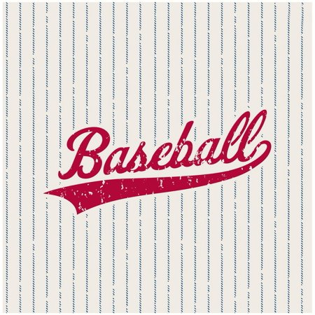 Baseball Time Lunch Napkins - Baseball Napkins