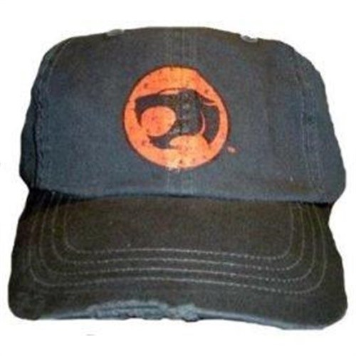 Thundercats Distressed Charcoal Hat