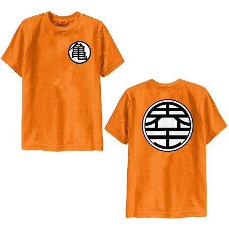 Dragon Ball Z Kaioh Symbol Adult T-shirt (Dragon Ball Z Shirt)