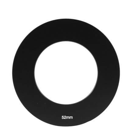 - Unique Bargains Camera Lens Adapter Ring Aluminum 52mm for Cokin P Series Square Filters