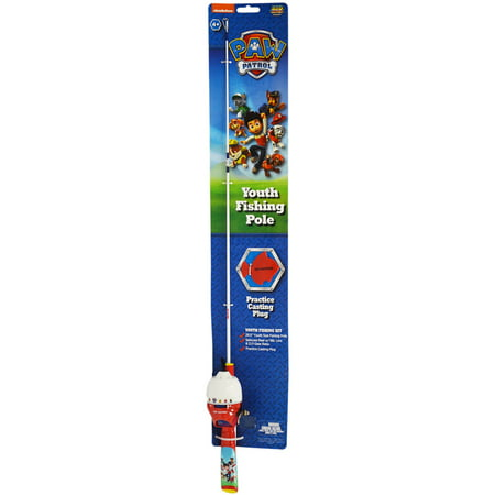 Kid Casters Paw Patrol Fishing Kit