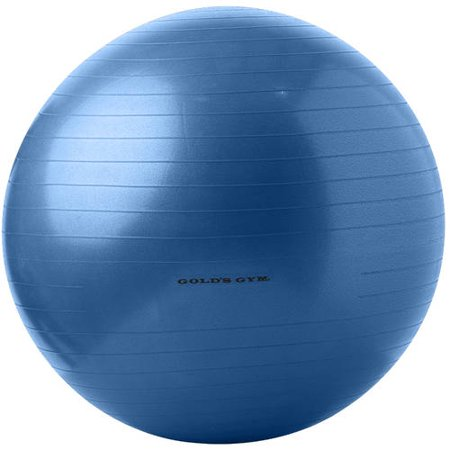 Golds Gym 65cm Anti-Burst Exercise Body Ball