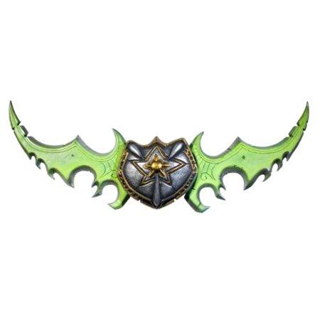World Of Warcraft Warglaive Of Azzinoth Weapon Costume Accessory - Hawkeye Weapon Halloween