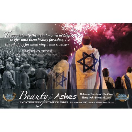 Calendar Beauty For Ashes  Holocaust Survivors
