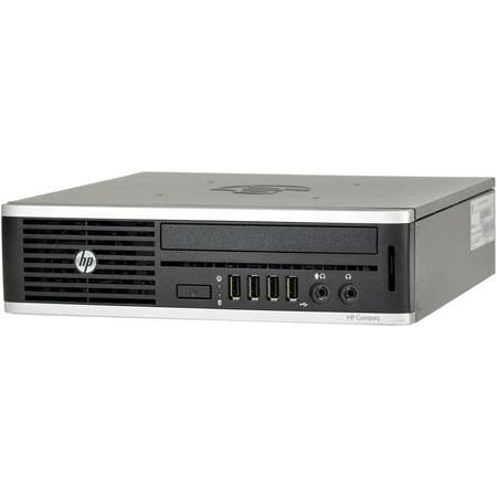 Compaq Compaq Cd - Refurbished HP Compaq 8300-USFF Desktop PC with Intel Core i5-3470S Processor, 4GB Memory, 500GB Hard Drive and Windows 10 Pro (Monitor Not Included)