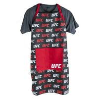 UFC APRON LOGO RUSH RED