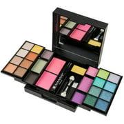 makeup kit box walmart. shany \u0027woke up like this\u0027 makeup kit box walmart