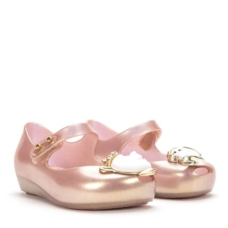 Mini Melissa Toddlers' UltraGirl & Beauty and the Beast Mary Janes