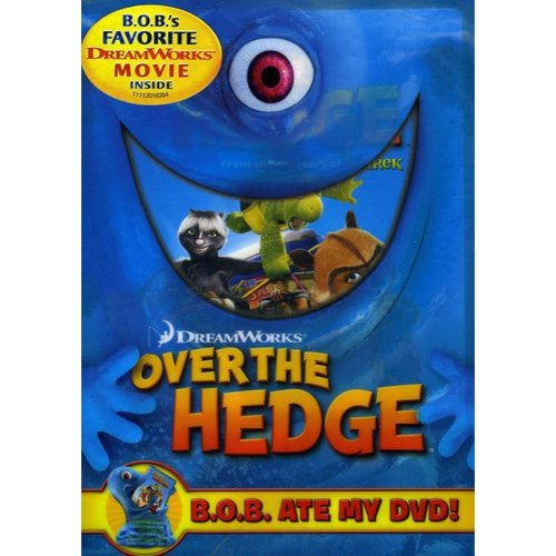 Over The Hedge (BOB Ate My DVD) (Widescreen)