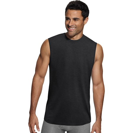 86bef20fb8a94 Champion Men s Active Performance Muscle Shirt 2-Pack