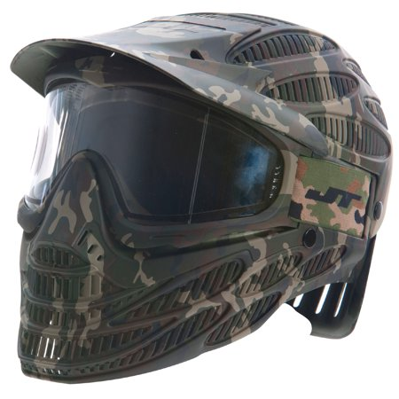 JT Spectra Flex 8 Thermal Full Cover Paintball Goggle Camo, Thermal (Jt Proflex Thermal Paintball Goggles)