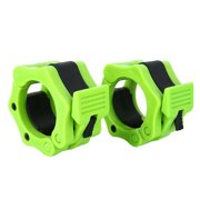 1 Pair 25MM Dumbbells Barbell Clamps Collars Lock Fitness Musculation Standard Weightlifting Gym Buckle