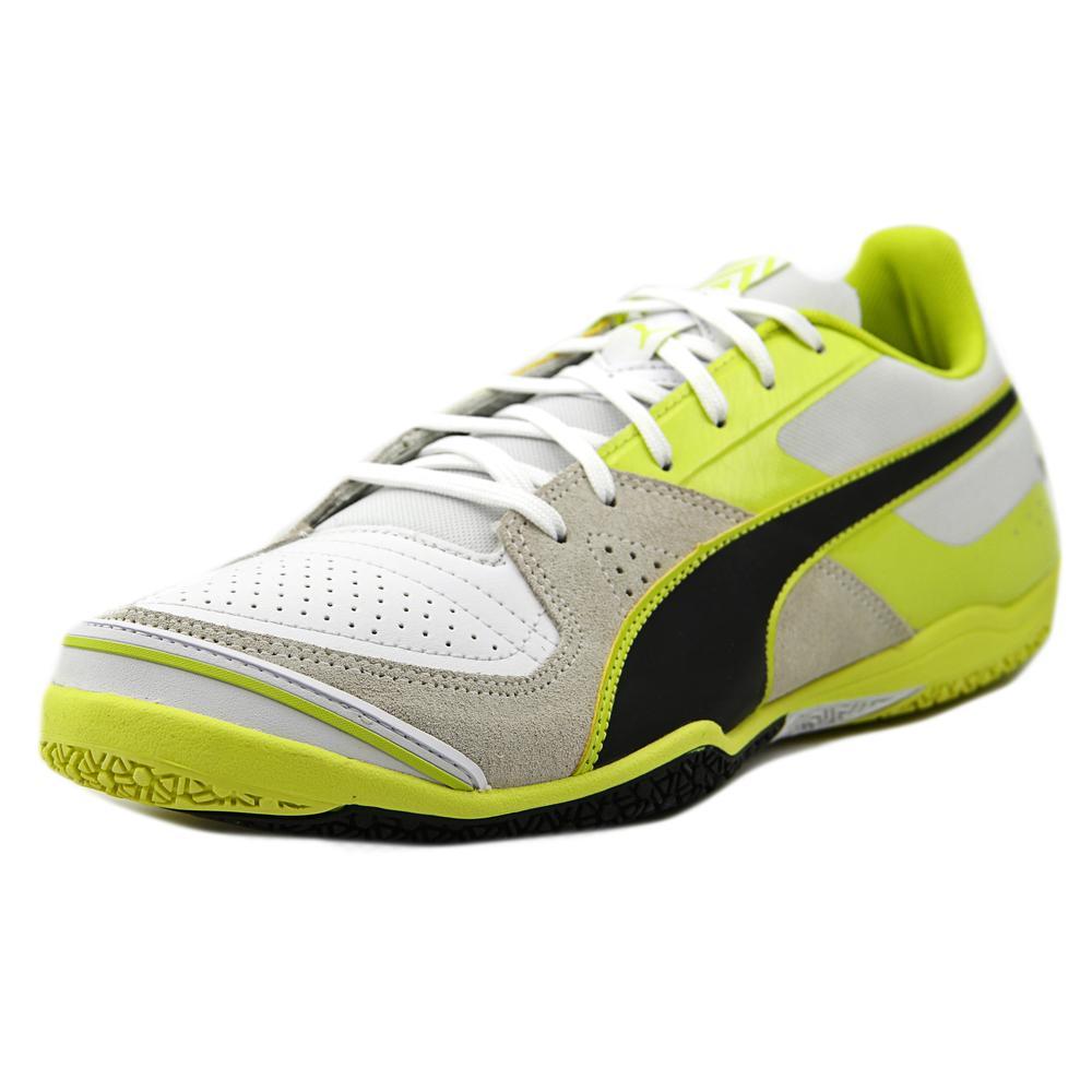 Puma Invicto Sala Men  Round Toe Leather  Running Shoe