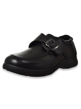 Josmo Buckle Closure Boys Dress Shoe (Toddler Boys)