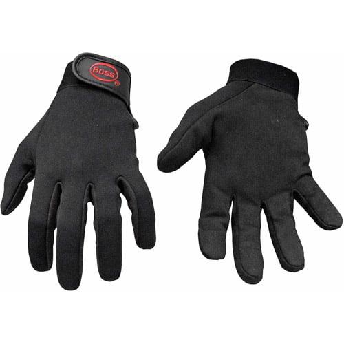 Boss Medium Unlined Work Gloves