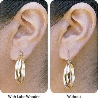 LOBE WONDER Earring Support Patches 120 Patches