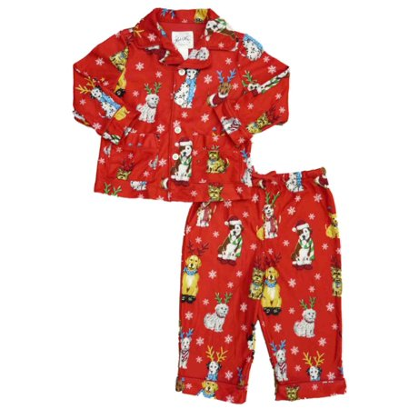 759fb75d4 Nick   Nora - Nick   Nora Infant   Toddler Boys Christmas Dog ...