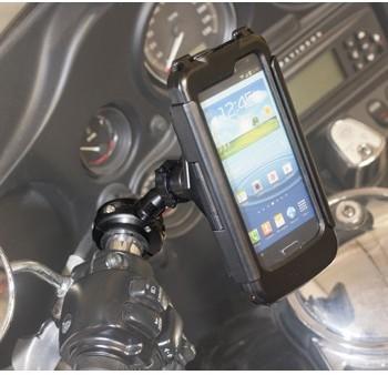PhoneShield Phoneshield with Metal Handlebar Mount for Sa...