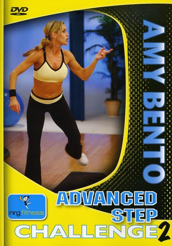 Advanced Step Challenge, Vol. 2 by BAYVIEW FILMS