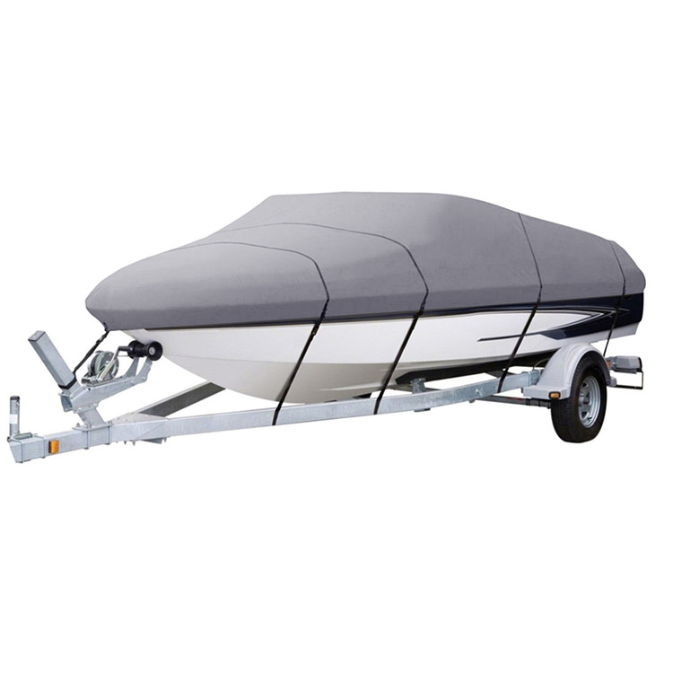 """Sterling Series Boat Cover For 16' to 18'6"""" Fish/Ski and Pro Style Bass Boats"""