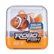 Robo Alive Electronic Interactive Fish Orange