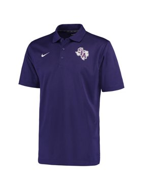 973fa842 Product Image Stephen F Austin Lumberjacks Nike Varsity Performance Polo -  Purple