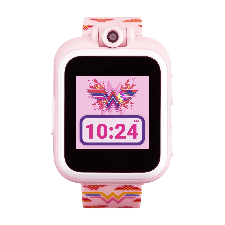 Ifit Kids Smartwatch, Wonder Woman Symbol