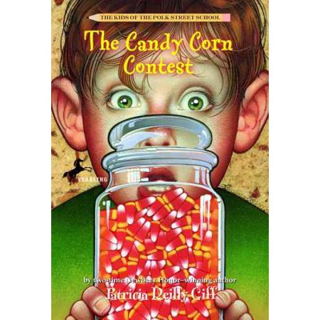 Halloween Contests Online (The Candy Corn Contest)