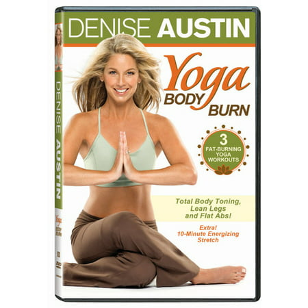 Denise Austin: Yoga Body Burn (DVD)