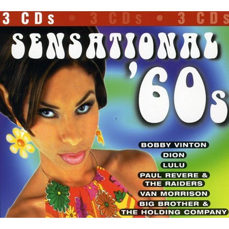 [Sensational 60s] Sensational 60s Brand New DVD - Cher In The 60s