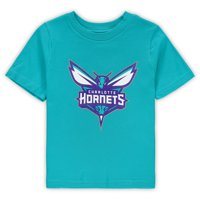 Charlotte Hornets Toddler Primary Logo T-Shirt - Teal