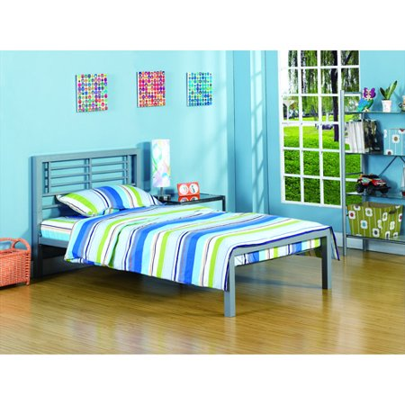 your zone metal twin bed multiple colors best beds