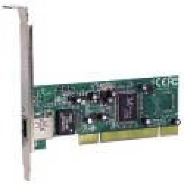Asante 99-00699-07 1Gbps Fast Ethernet PCI Network Adapter