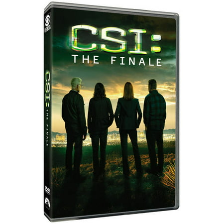 CSI: The Finale (DVD) (The Challenge Dirty 30 Finale Part 2)