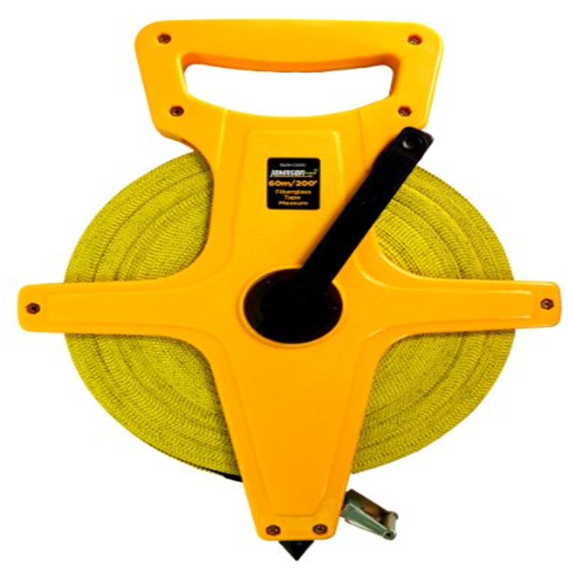Johnson Level & Tool 1829-0200 Long Tape Measure Metric, 200-Feet