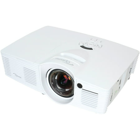 Optoma EH200ST Short-Throw 1080p Projector (Best Home Projector Under 200)