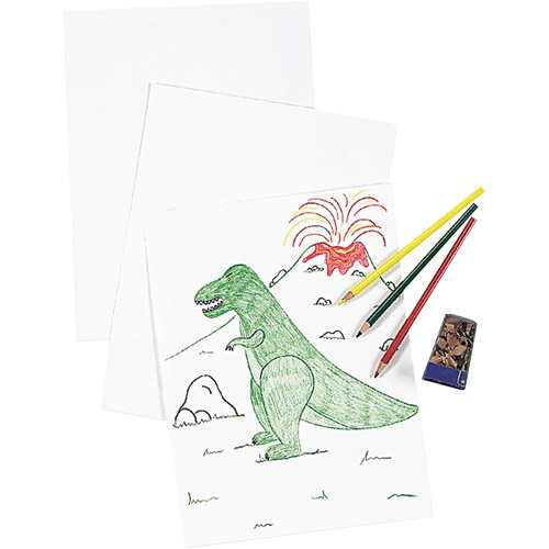 Pacon White Drawing Paper, 57 lbs., 24 x 36, Pure White, 250 Sheets