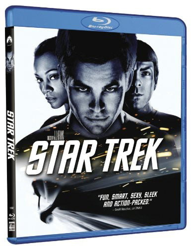 Star Trek (Blu-ray) by PARAMOUNT HOME VIDEO