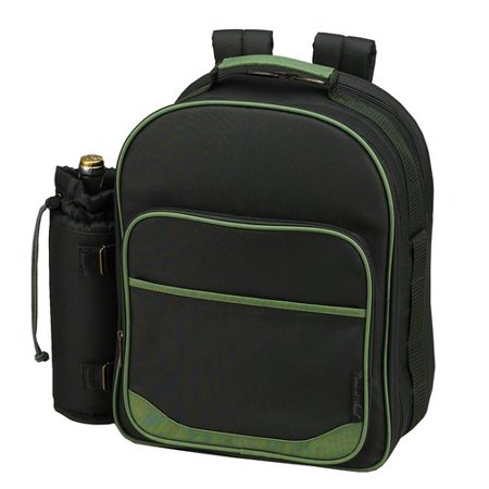 Picnic At Ascot Eco Picnic Backpack Cooler with Two Place Settings