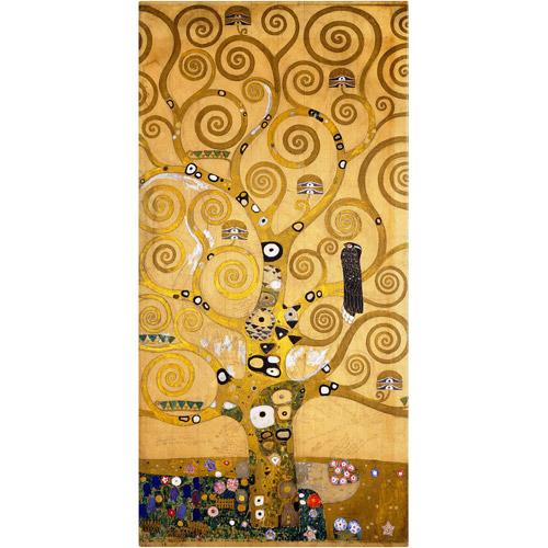 "Trademark Fine Art ""Tree of Life (Soclet Frieze)"" 1905 Canvas Art by Gustav Klimt"