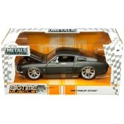 Jada Toys 1967 Shelby GT 500 DieCast Metal 1:24 Scale Car Play Vehicle