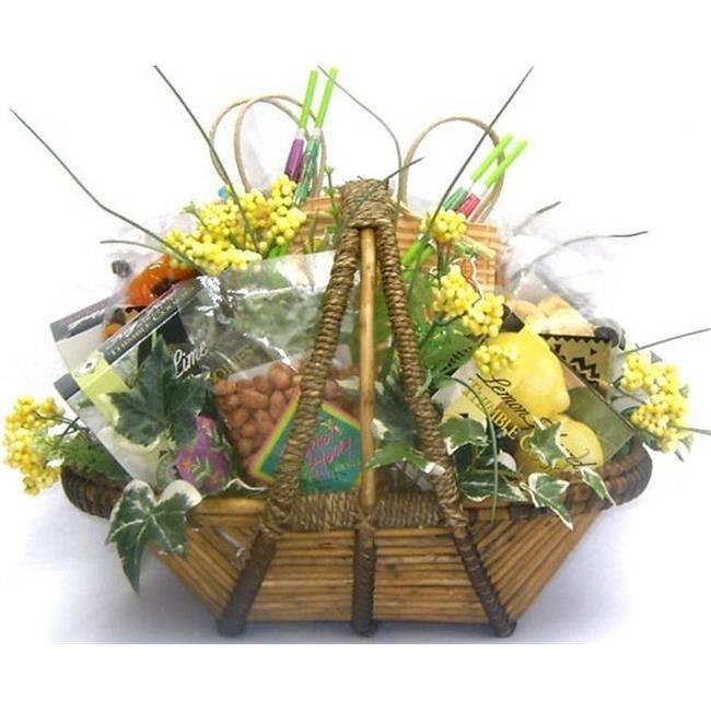 Gift Basket Village TaOfTr Taste Of The Tropics Gift Basket