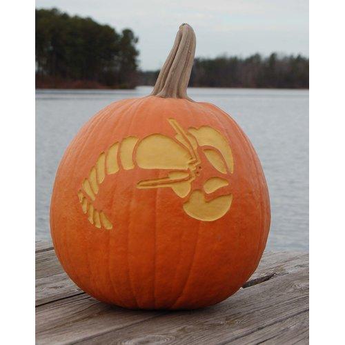 Craft-Tex Lobster Pumpkin