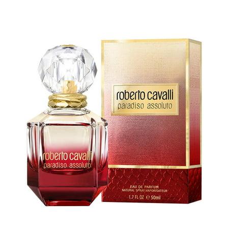 (3 Pack) Roberto Cavalli Paradiso Assoluto Eau De Parfum Spray By Roberto Cavalli 1.7 oz - image 1 of 2