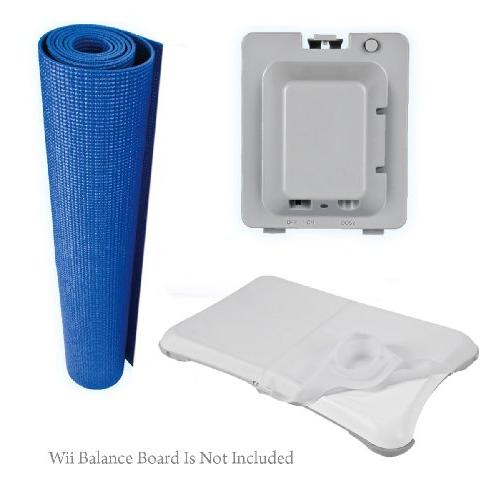 Cta Wiwfk Nintendo Wii Fit 3-in-1 Combo Kit (wi-wfk)