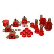 Energy Suspension 00-05 Toyota Celica Red Hyper-Flex Master Bushing Set