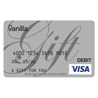 Vanilla Visa eGift Cards (email delivery)